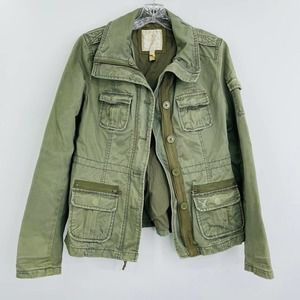 American Eagle Outfitters Utility Jacket 4.23